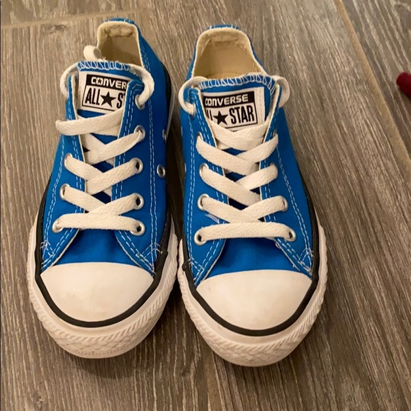 converse size 12 child